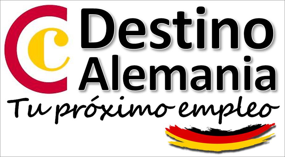 Superintensivo de alemán, Destino Alemania, Tu próximo empleo